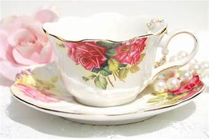 Giant Teacup And Saucer Planter. Giant Cream With Multi ...