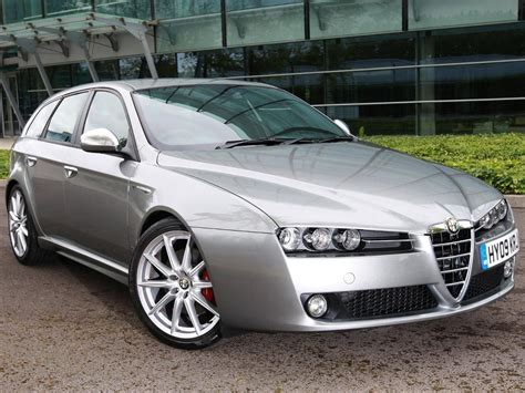 Alfa Romeo 159 Sportwagon alfa romeo 159 sportwagon estate 2006 2012 review