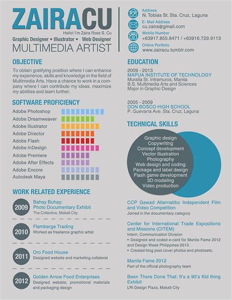 exle graphic design cv uk 373 best images about graphic design for cv and portfolio on cool resumes behance