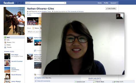 Facebook Video Calling Powered By Skype