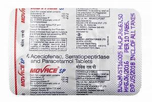 Aceclofenac Paracetamol Serratiopeptidase Pdf