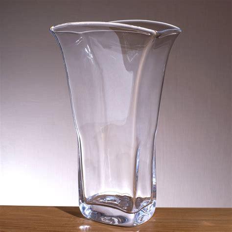 Simon Pearce Vase by Simon Pearce Woodbury Rectangle Vase Large