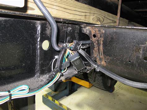 Silverado Trailer Wiring Harnes by Chevy Silverado Trailer Wiring Harness Pictures To Pin On