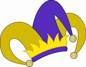 Chapeau Bouffon du Roi - Court Jester Hat - ClipArt Best ...