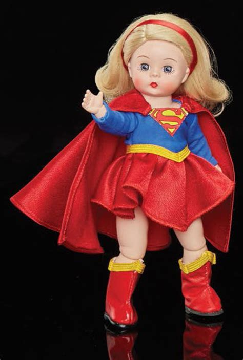 super girl   madame alexander   toy shoppe
