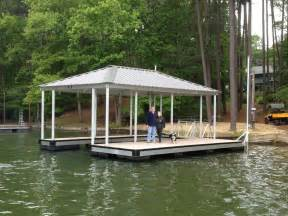 Aluminum Floating Boat Dock Plans