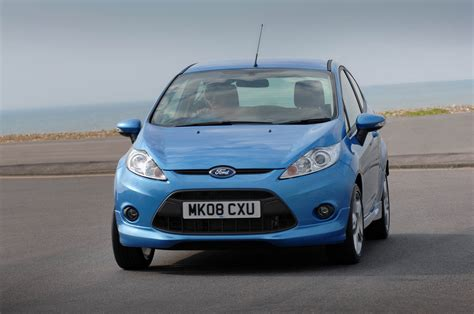 Fiesta Named Car Of The Year By What Car