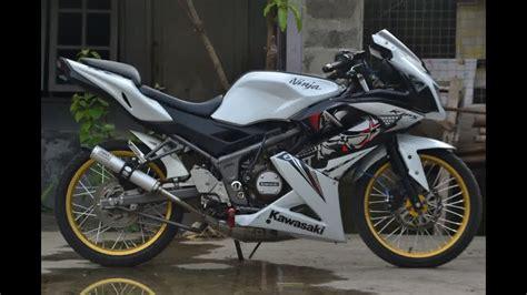 Variasi Motor R by Motor Trend Modifikasi Modifikasi Motor Kawasaki