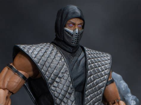 Mortal Kombat Vs Series Smoke 1/12 Scale Nycc 2018