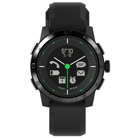 iphone smartwatch cookoo 2 smartwatch sporty chic for iphone 5 4s