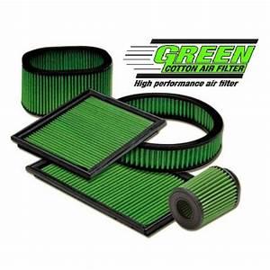 Green Filtre à Air : filtre a air sport green p567293 ~ Medecine-chirurgie-esthetiques.com Avis de Voitures