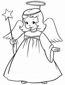 Ausmalbilder Engel Kostenlos Malvorlagen Zum Ausdrucken