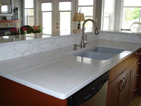 white quartzite countertops quartz countertops a durable easy care alternative