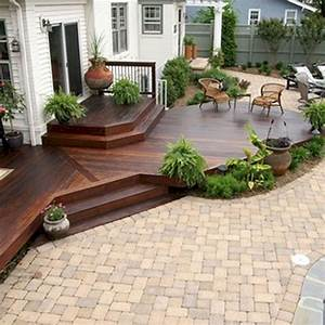 Top, 25, Small, Wooden, Deck, Remodel, Ideas, With, Photos, U2013, Decoredo