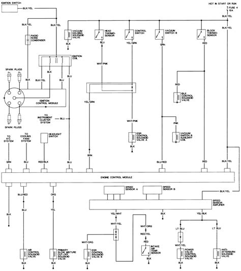 91 honda crx si engine harness diagram get free image
