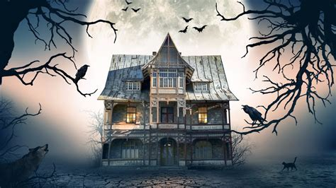 House Horror by Family Seeks Live In Nanny For Their Haunted House