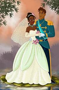 TIANA AND NAVEEN by FERNL on DeviantArt