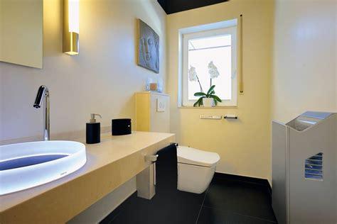 Stilvolles Gäste-wc Für Das Wohl Der Besucher. » Livvi.de