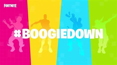 fortnite como conseguir  boogie  dance youtube
