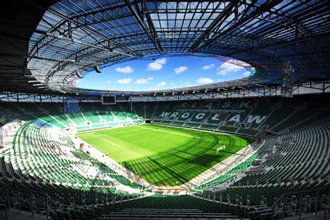 stadion miejski wroclaw slask wroclaw stadionwelt