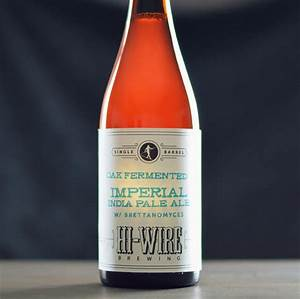 Hi-Wire Brewing to Release Latest Single Barrel Series ...