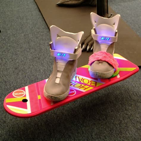Mattel Hoverboard Skateboard Deck by Mattel Announces Production Of The Official Back To The