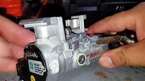 Mk V Jetta Ignition Cylinder Fix