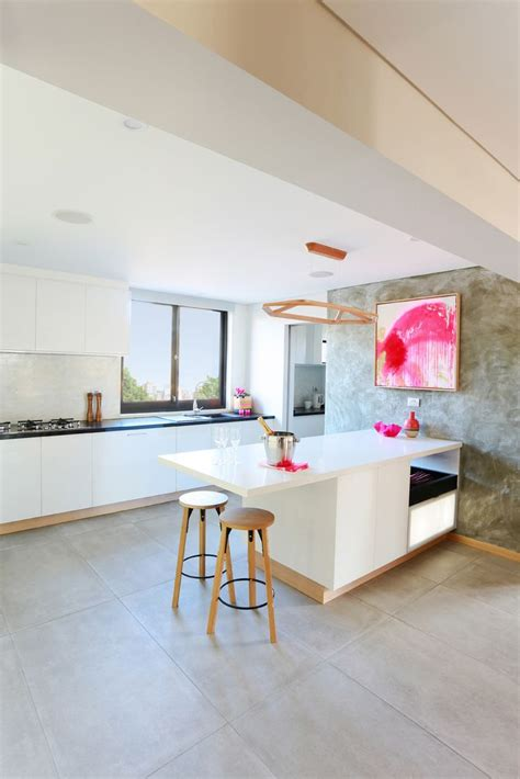 the block kitchen designs matt from the block launches polished concrete business 6046