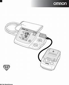 Omron Blood Pressure Monitor 705cp