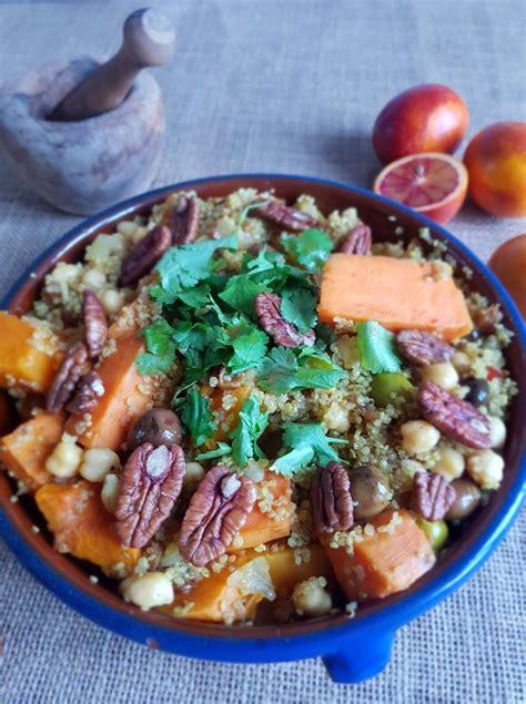 lundi vert le couscous vegetarien de quinoa aux patates