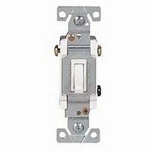 New Cooper Wiring Devices 1303w 15a 120v White 3 Way