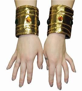Egyptian Wrist Bands - Accessories & Makeup