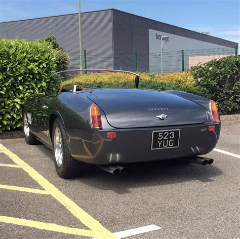 Be the first to contribute! Adrian Newey's Ferrari 250 California. He came to visit the company I worked at, didn't quite ...