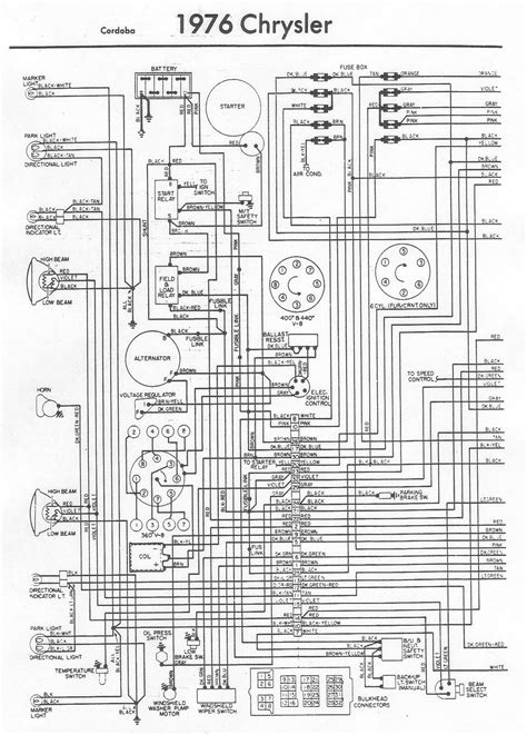 chrysler electronic ignition wiring diagrams autos post