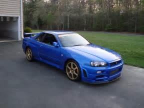 2002 Nissan Skyline GTR R34 for Sale