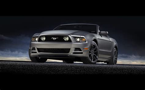 Ford Mustang Gt Wallpaper by Ford Mustang Gt 2013 Wallpaper