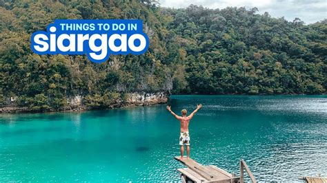 SIARGAO ITINERARY: 13 Best Things to Do & Places to Visit