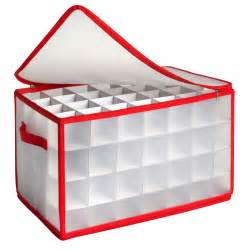 112 ornament storage box with handles christmas tree shops andthat