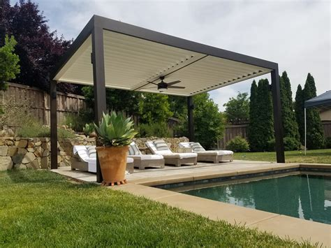 dallas tx patio covers louvered roof systems