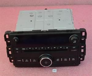Fujitsu Ten Limited Car Stereo Part No  20955156