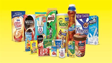 Brands - Nestle