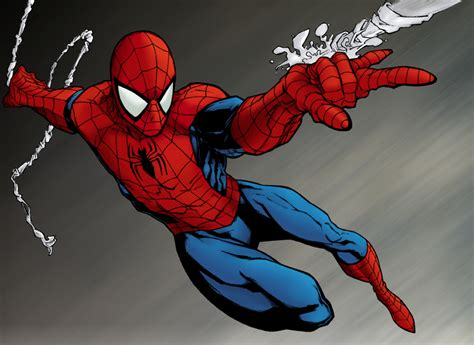 Spiderman By Patc-14 By Carol-colors On Deviantart
