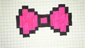 Pixel Art Voiture Facile : pixel art noeud papillon kawaii facile youtube ~ Maxctalentgroup.com Avis de Voitures