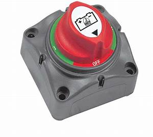 Bep Marine 701s Mini Battery Selector Switch - Bep Marine 701s - Battery Switches