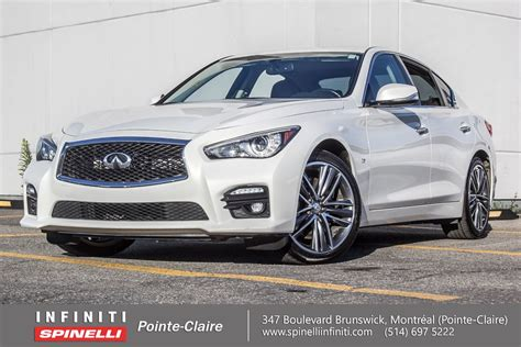 2014 Q50 Sport by Used 2014 Infiniti Q50 Premium Sport Awd For Sale In