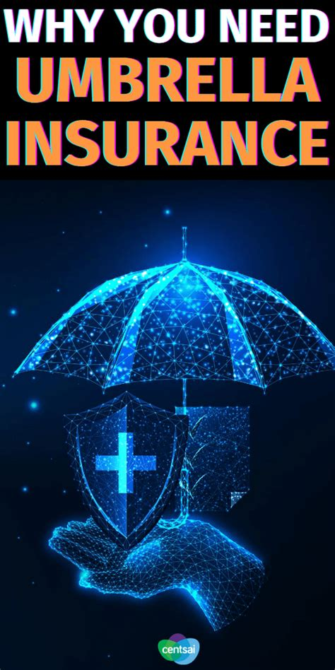 Let's take a look at umbrella insurance an umbrella policy provides liability protection above your standard homeowner, auto or boat insurance. Umbrella Insurance: Why Your Should Purchase a Policy   CentSai