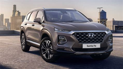 2019 Hyundai Santa Fe Revealed Here's What The Next Santa
