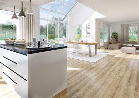 Offener Wohnraum Gestaltung Moderne Haeuser Einrichtungsideen by Der Offene Und Gro 223 Z 252 Gige Wohn Essbereich Ist Ein Wahrer