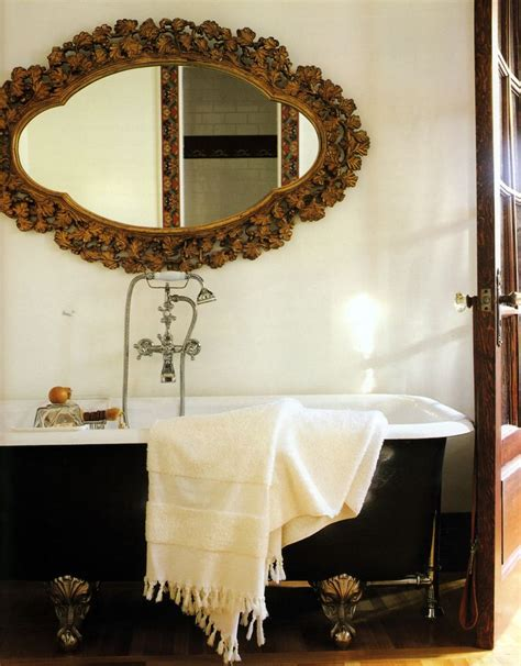 Antique Bathroom Mirror by 1000 Ideas About Oval Mirror On Mirrors