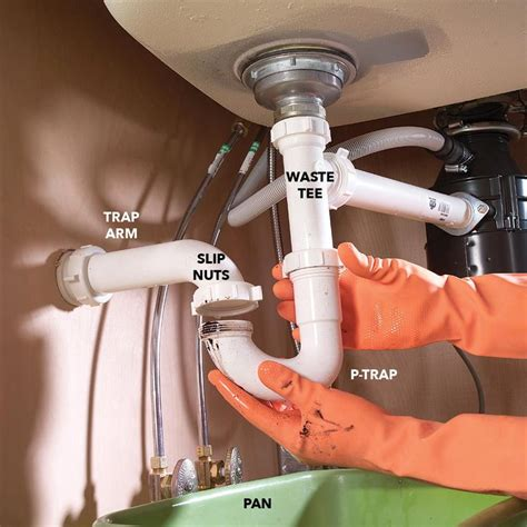 common plumbing mistakes diyers